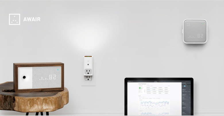 Awair grabs $10 million to help track quality of air in home and offices