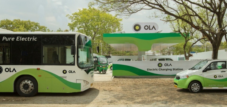 Ratan Tata invests an undisclosed amount in Ola Electric