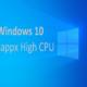wsappx high cpu