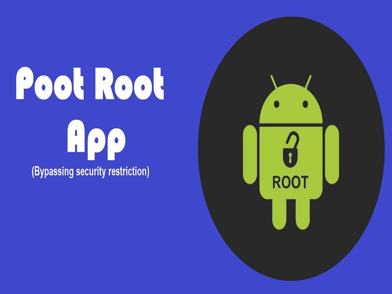 poot root app