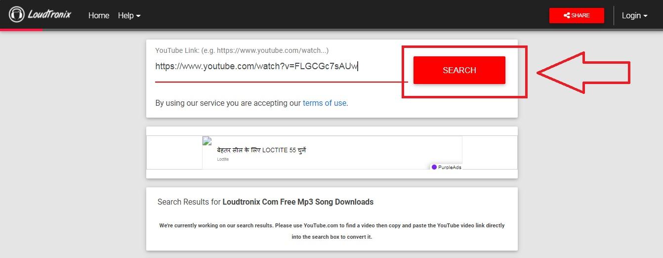 loudtronix mp3 youtube