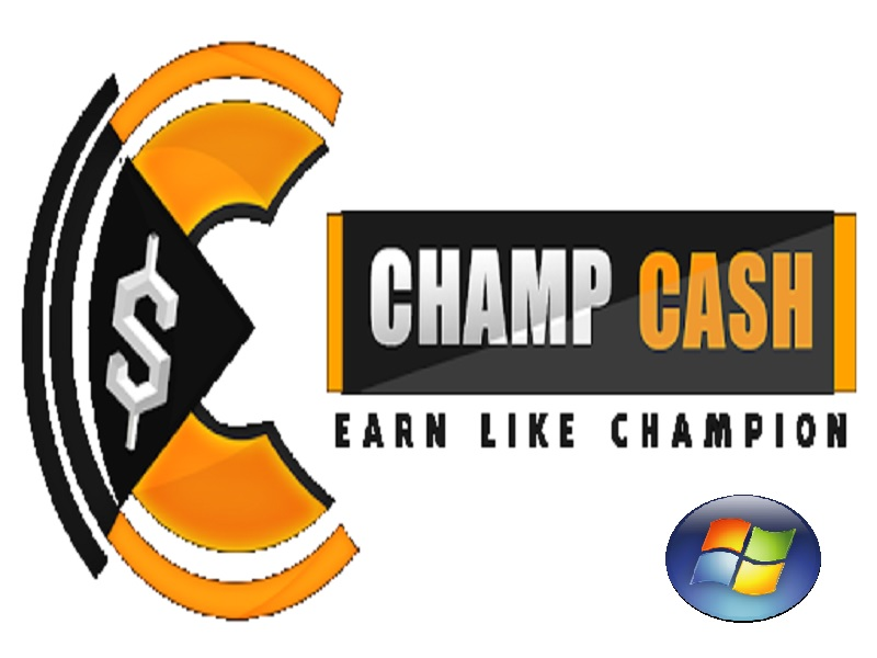 champcash app for pc