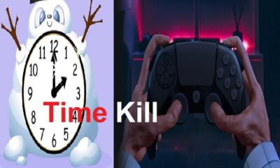 time kill games
